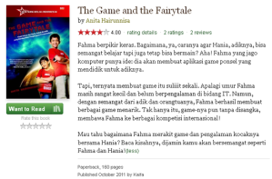 The Game and The Fairytale