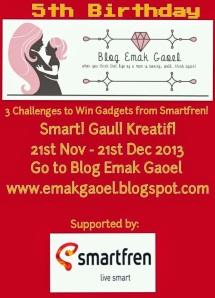 smart gaul kreatif 21 nov-21 des 2013 banner lomba