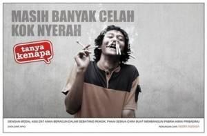 Iklan Rokok Bodor