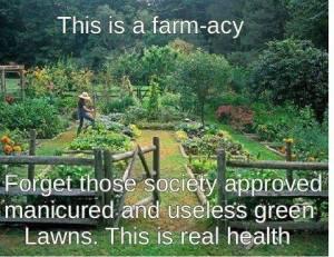 Farm-acy